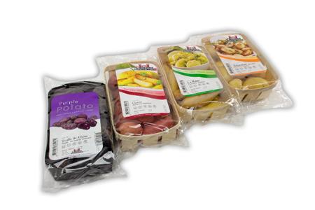 Chateau Pommes de Terre - diverse culinaire toppers in 1kg flowpack