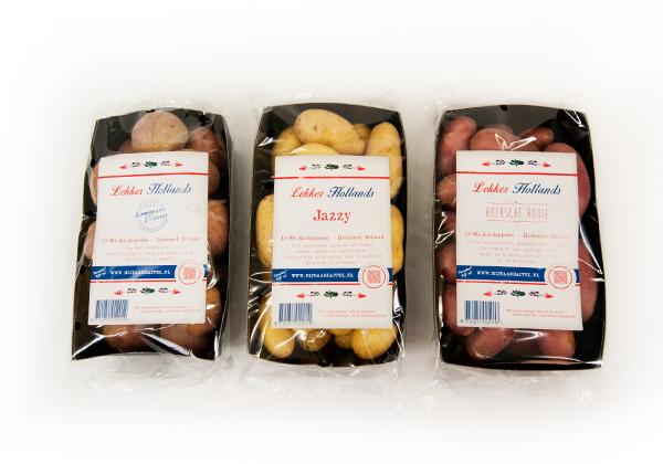 Lekker Hollandse - Hollandse aardappelen in 1,0kg schaaltje