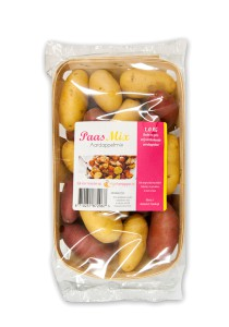 Paasmix - Rode en Gele aardappeltjes in 1kg schaal