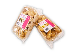 Asperge-aardappelen in 1,0kg schaal - van Jac van den Oord